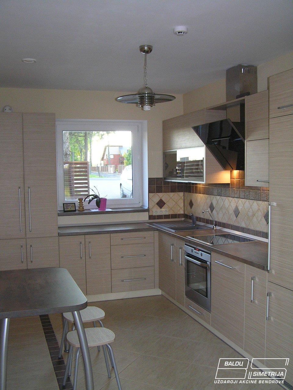 virtuves baldu komplektas